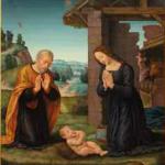 2. Adorazione del Bambino