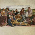 1. Compianto su Cristo morto
