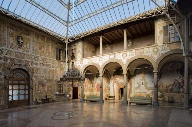 Villa Medicea La Petraia Di Firenze