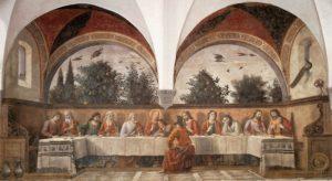 Cenacolo di Ognissanti Firenze
