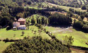 parchi arte Toscana